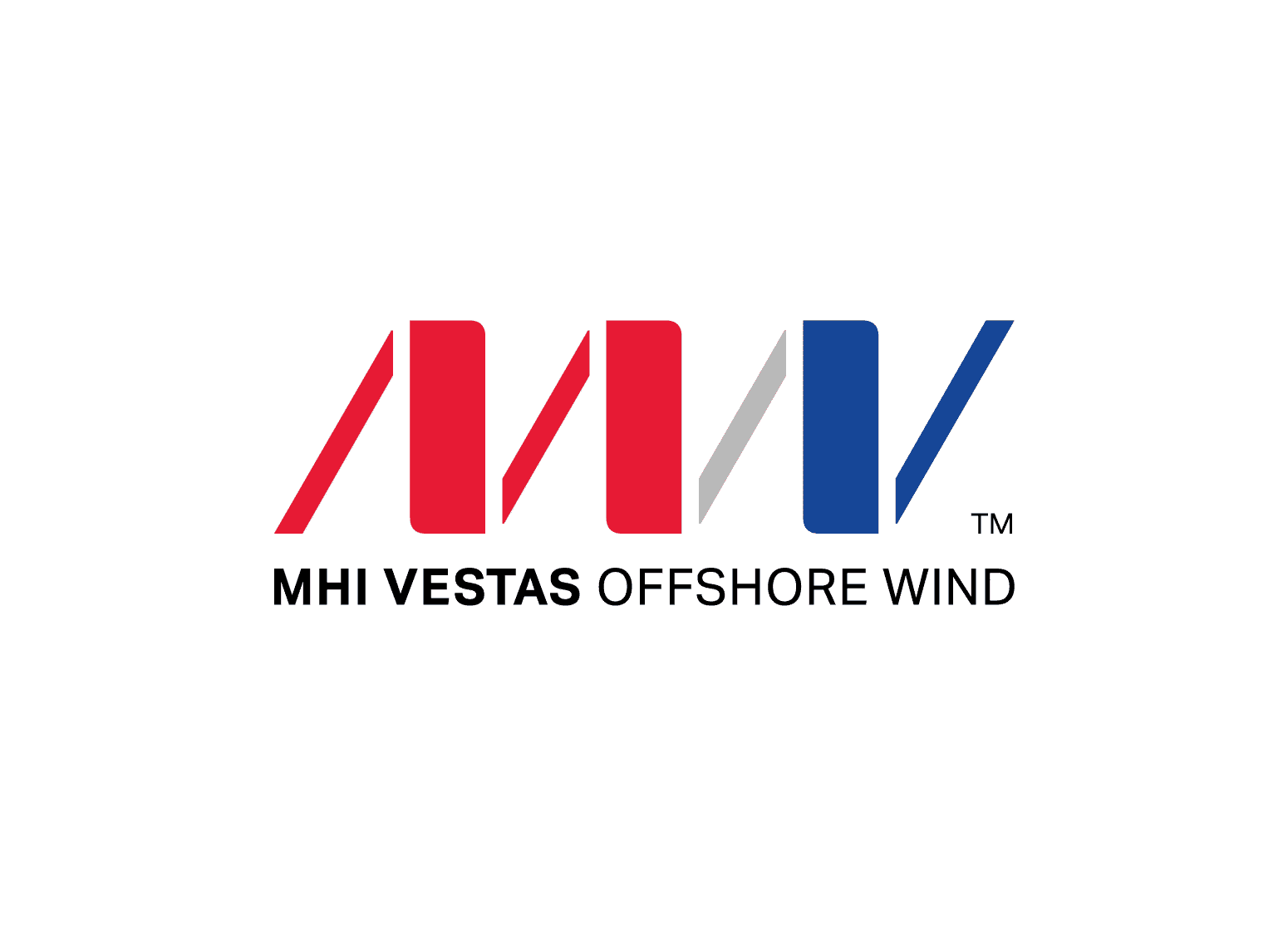 Logo for the company MHI Vestas Offshore Wind